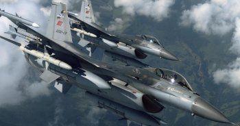 Türk uçakları Zap'a bomba yağdırdı