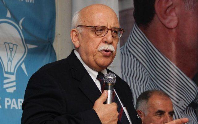 Bakan Nabi Avcı Türkiye için dua istedi