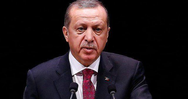 Cumhurbaşkanı Erdoğan: Bunlar ne menem bir anamuhalefet