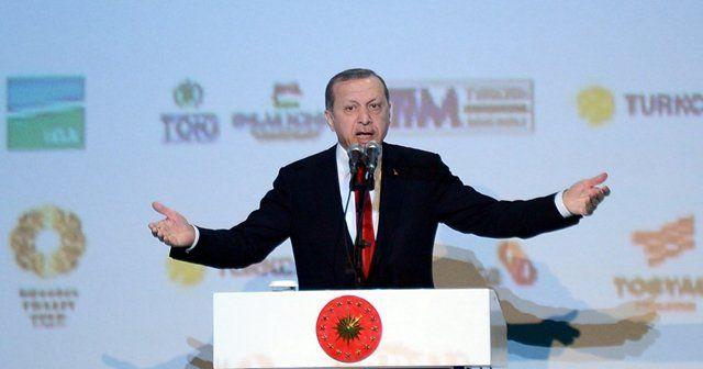 Erdoğan'dan HDP'lilere 'Gelsin PYD, PKK, YPG sizi kurtarsın'