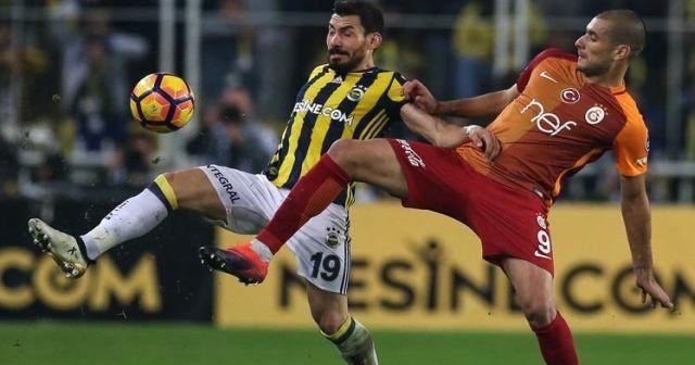 Fenerbahçe Galatasaray maçı geniş özeti ve golleri | Van persie goller
