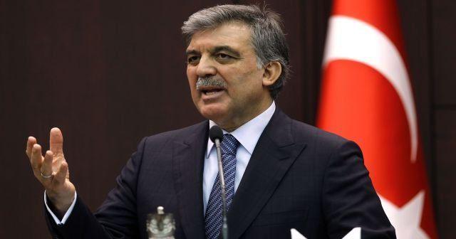 Gül'den AB üyeliği ve müzakere süreci ile ilgili açıklamalar