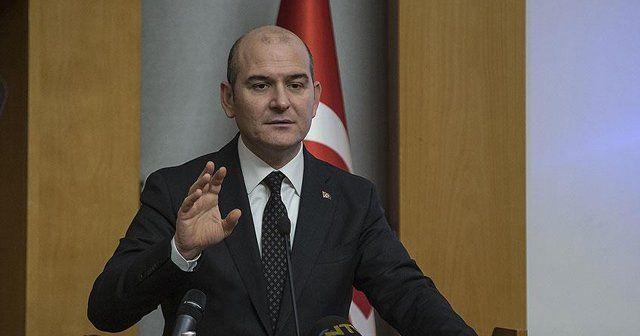 İçişleri Bakanı Soylu, 'İçim cız etti'