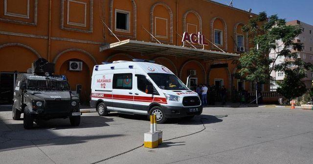 Son dakika: Mardin Derik'te terör saldırısı