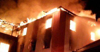 Adana'da öğrenci yurdunda yangın çıktı | Tüm gelişmeler Adana Son Dakika Haberleri