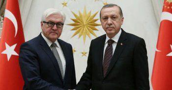 Alman Dışişleri Bakanı Cumhurbaşkanlığına aday