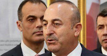 Bakan Çavuşoğlu'ndan çarpıcı Başika Kampı açıklaması