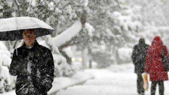 Çarşamba günü kar yağışı bekleniyor!