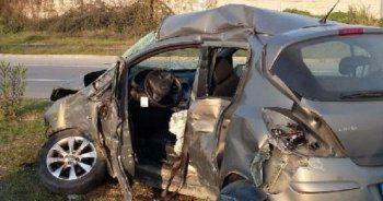 CHP'li eski başkan kazada yaşamını yitirdi