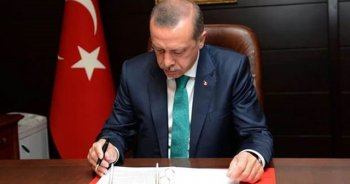 Cumhurbaşkanı Erdoğan Bilirkişi Kanunu'nu onayladı