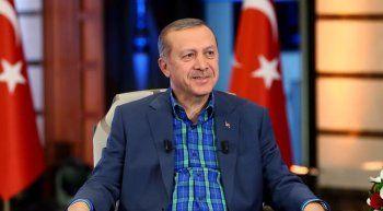 Cumhurbaşkanı Erdoğan'dan Amerikan medyasına mülakat