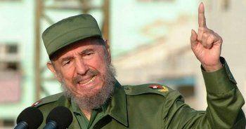 Dışişleri'nden Fidel Castro için taziye mesajı