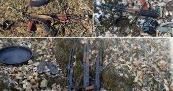Diyarbakır'da 7 terörist ölü ele geçirildi