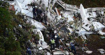 Dünyayı sarsan uçak kazası sonrası TFF kararını verdi