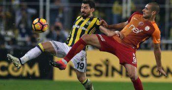 Fenerbahçe Galatasaray maçı geniş özeti ve golleri   Van persie goller