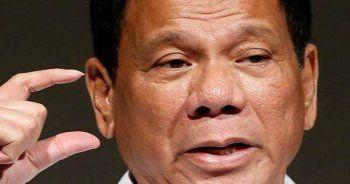 Filipinler Devlet Başkanı da Rusya'nın izinden gidiyor
