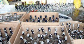Mersin'in Tarsus ilçesinde sahte içkiden 2 kişi hayatını kaybetti