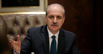 Numan Kurtulmuş 'Türkiye'nin yükselmesini istemeyen çok'