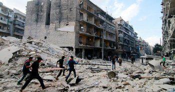 Rus ve Esad güçlerinin bombardımanında ölü sayısı artıyor