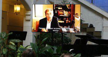 Rusya'dan Orhan Pamuk'a yabancı edebiyat ödülü
