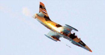 Suriye hain saldırı için özellikle o uçağı seçmiş