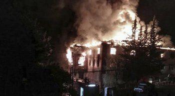 Yangında hayatını kaybedenlerin isimleri belli oldu