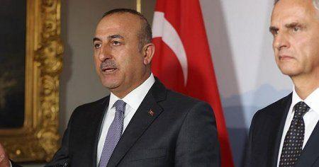 Çavuşoğlu, 'Teröristleri iade edin ya da gerekli cezayı çeksinler'
