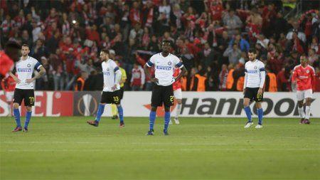 Inter'in Avrupa'dan elenmesi İtalya basınında