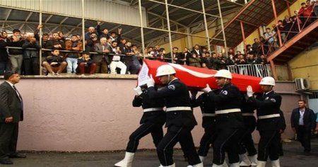 Şehit Kaymakam Muhammet Fatih Safitürk gözyaşlarıyla uğurlandı