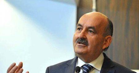 Bakan Mehmet Müezzinoğlu'ndan emeklilere müjde