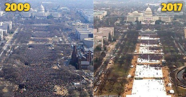 ABD'yi ikiye bölen fotoğraf