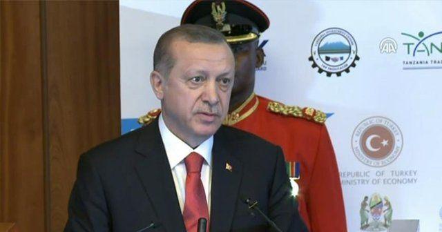 Erdoğan'dan FETÖ uyarısı