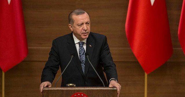 Erdoğan'dan sert çıkış: 'Ey kaymakam sen kimsin haddini bil'