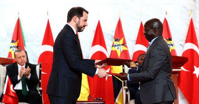 Türkiye ile Mozambik arasında 6 anlaşma imzalandı