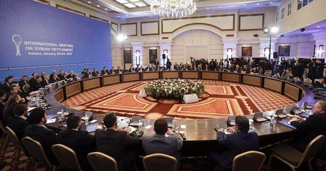 Türkiye, Rusya ve İran'dan ortak açıklama: Suriye sorununun askeri çözümü yoktur