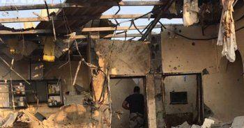 Cidde'de teröristler kendilerini patlattı