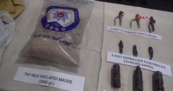 DEAŞ'ın canlı bomba kuryesi sınırda mühimmatla yakalandı