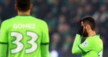 Gomez'in golü Wolfsburg'a yetmedi