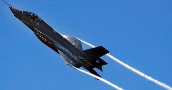 Hayalet uçak F35-B'nin ilk teslimatı Japonya'ya ulaştı