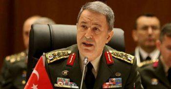 Hulusi Akar'dan NATO'ya 'daha fazla destek verin' çağrısı