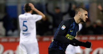 Inter ikinci yarı açıldı