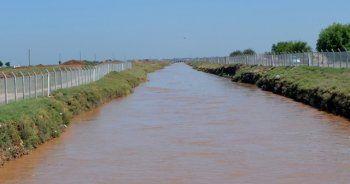 Kaçak elektrikle aşırı sulamanın zararları fotoğraflandı
