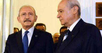 Kılıçdaroğlu'ndan sürpriz talep, Bahçeli'den randevu istedi