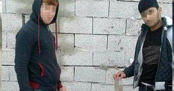 Köpeğe işkence eden caniler serbest bırakıldı