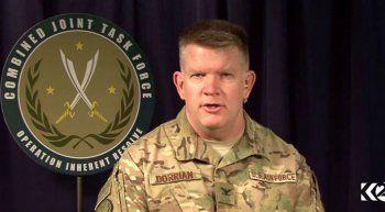 Pentagon'dan El Bab açıklaması, 'Hava saldırılarına başladık'