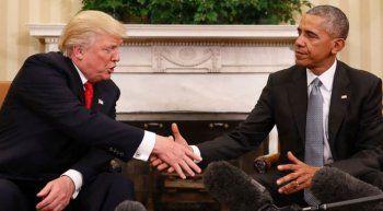Trump ve Obama arasında Twitter takası