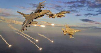Türk ve Rus uçakları ilk kez ortaklaşa DAEŞ'i vurdu