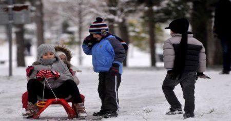 Bursa'da bugün okullar tatil mi | Bursa Valiliği'nden 'Kar tatili' açıklaması 10.01.2017