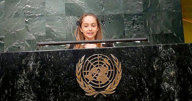 BM kürsüsündeki en genç Türk