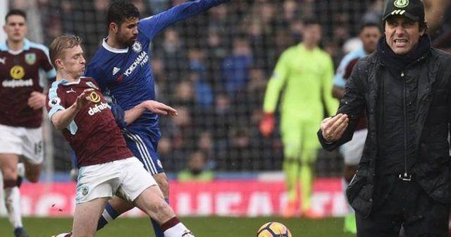 Chelsea şampiyonluk yolunda yara aldı